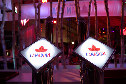 Molson Canadian Hockey House