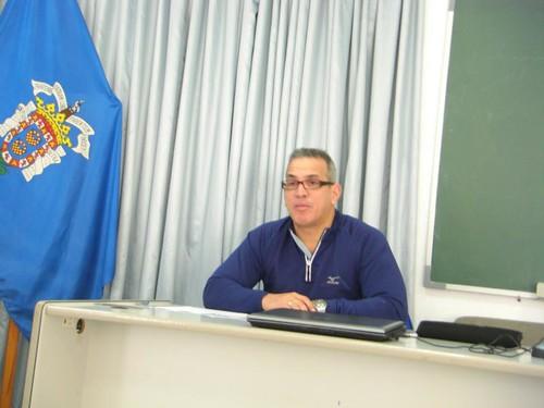 Charla de Ciro Ibañez