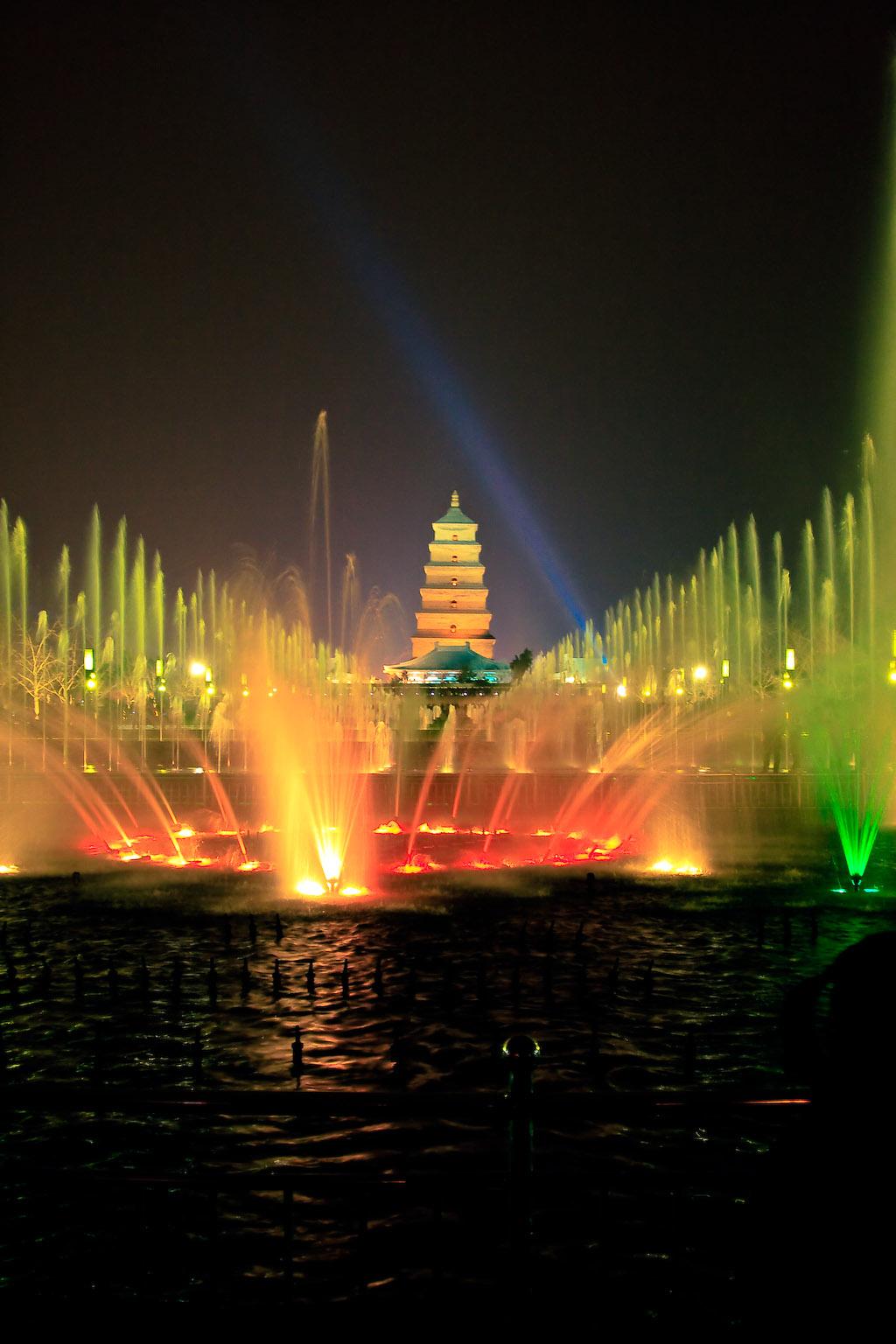 Blog Size Wild Goose Pagoda