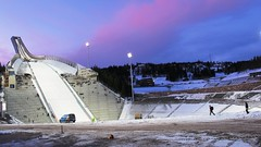 New Oslo Holmenkollen ski jump in Norway #1