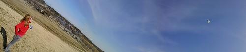 zero handed kite flying