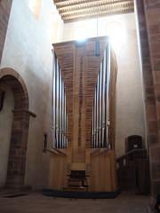 Orgel-Skulptur, Alpirsbach