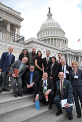 National Bike Summit 2010 - Lobby Day-31