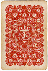BAS (The World of Playing Cards) Tags: vintage cards design graphicdesign antique patterns playingcards