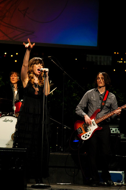 Nicole Atkins @ Austin City Limits