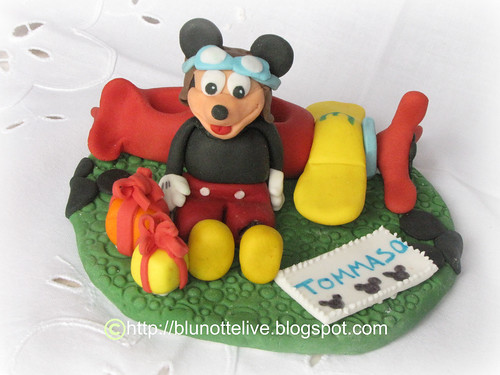 topolino mikey mouse topper