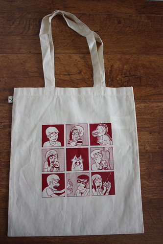 Ellerbisms Tote Bag