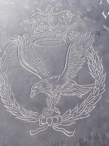 Badge of Army Air Corps.