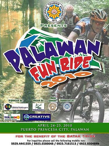 Palawan Fun Ride 2010