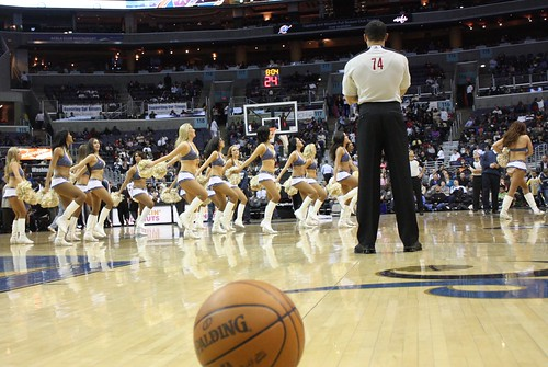 NBA, Washington Wizards, Verizon Center, Cheerleaders