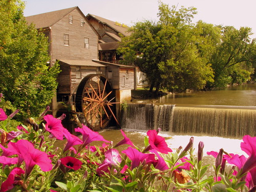 The Old Mill - Pigeon Forge (version 3)