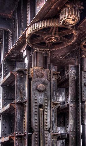 Pillar and Gears