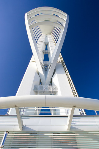Image Spinnaker Tower, Copyright © HGP Architects