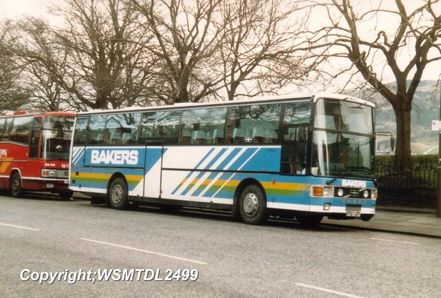 A767 UHT Vo B10M VH Ae. Regent Rd EDINBURGH by wsmtdl2499