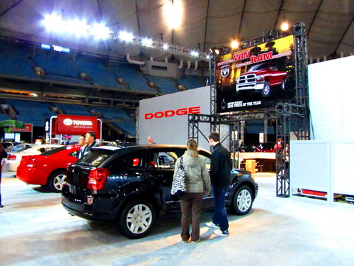 Dodge 2011 vehicles section