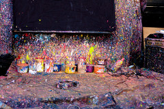 Mess up (Gustavs) Tags: colores pintura chispas desastre