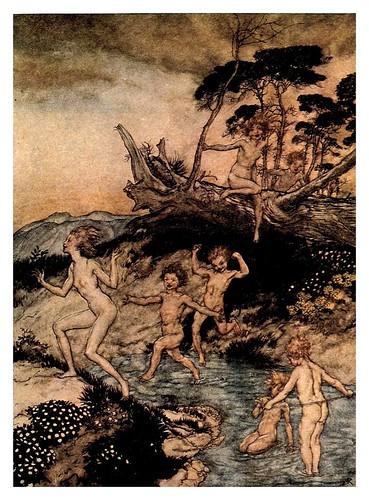 008-A wonder book 1851- Arthur Rackham