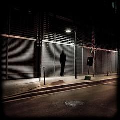 Phototropisme (Thibaut Lafaye) Tags: auto shadow portrait night jump levitation atmosphere ombre rue nuit sauter reverbere 500x500 nocture winner500 phototropisme
