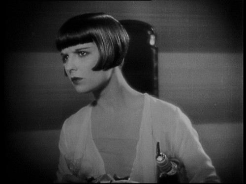 "Louise Brooks in ""Pandora's Box"", 1929, Screencaptures."
