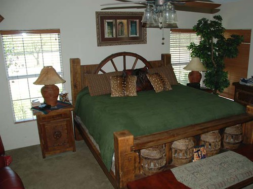 V-Bharre Ranch Lodge Bedroom