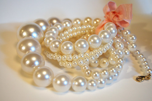 Big pearls for... (Photo by iHanna - Hanna Andersson)