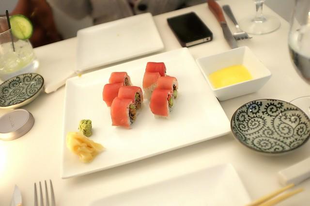 1 or 8 Sushi