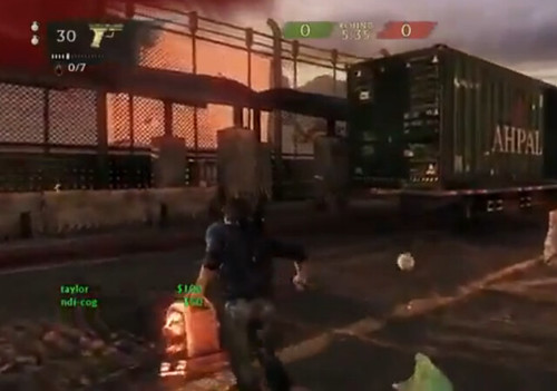 Adventures of Uncharted 3 and Hunter Mode Gameplay