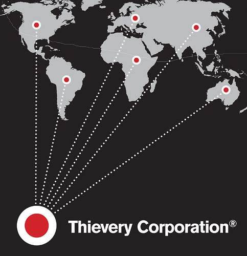 Win Tickets ($80): Thievery Corporation @ Alene Schnitzer Concert Hall + Internet Special