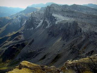 Un castillo inexpugnable: Petretxema (2371 m.)