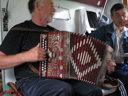 Trans-Siberian Accordion