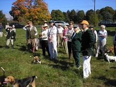 Waitingforthehounds