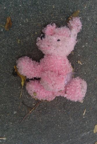 Evil Pink Doggie