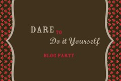 Dare to DIY Blog Party