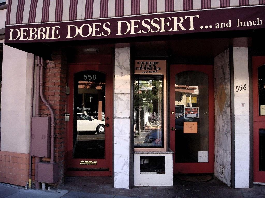 Debbie close