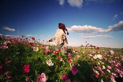 (Mayu) Tags: portrait sky wind explore f