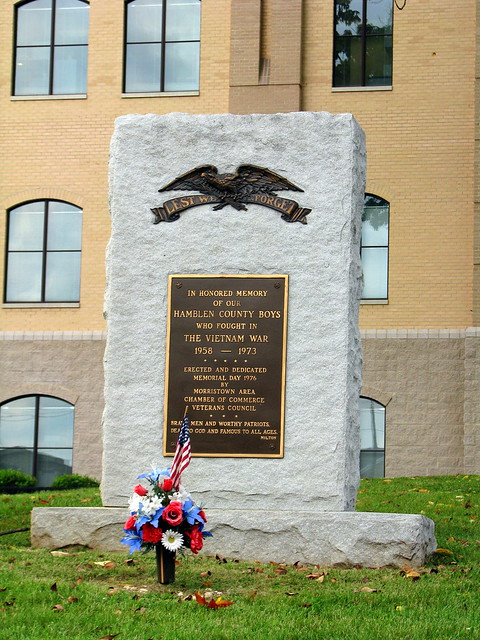 Hamblen County Vietnam Memorial