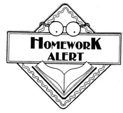 Homework Alert helps students and the Library Connect