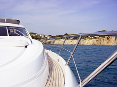 014 (thi.g) Tags: ocean sea holiday sunshine private boat mediterranean sailing ship yacht thig sunseeker thilogierschner