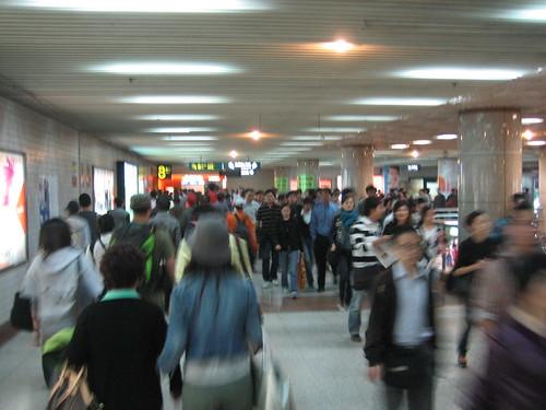 Metro Shanghai 3
