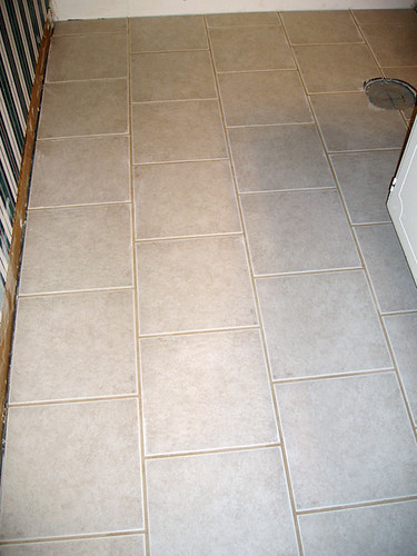 Grouted