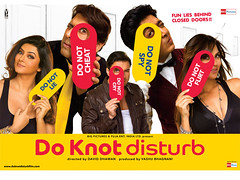 [Poster for Do Knot Disturb]