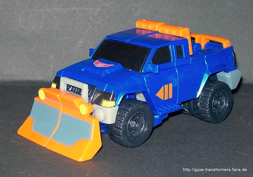 Sentinel Prime Animated Deluxe Transformers 005