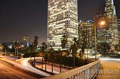intertwined (Kris Kros) Tags: night photoshop la los long exposure downtown shot angeles 110 kris kkg cs4 3xp kros kriskros lanightshots kkgallery