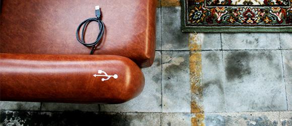 USB-Sofa