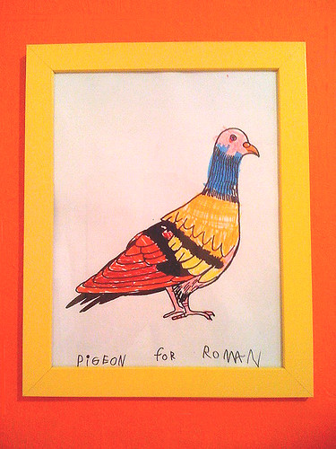 roman's pigeon