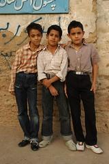 Yazdi boys (Le Gong Sorcier) Tags: voyage street travel portrait boys kids children iran middleeast iranian rue garcons caid yazd perse yazdi يزد ايران moyenorient