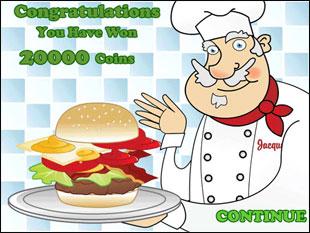 free Jacques Pot Gourmet Slot bonus feature