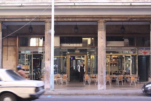 Casablanca café...