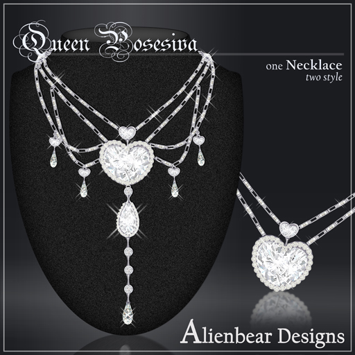 Queen Posesiva necklace