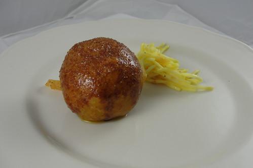 foie gras beignet